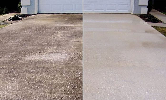 chattanooga driveway cleaning
