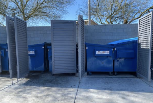 dumpster cleaning in chattanooga